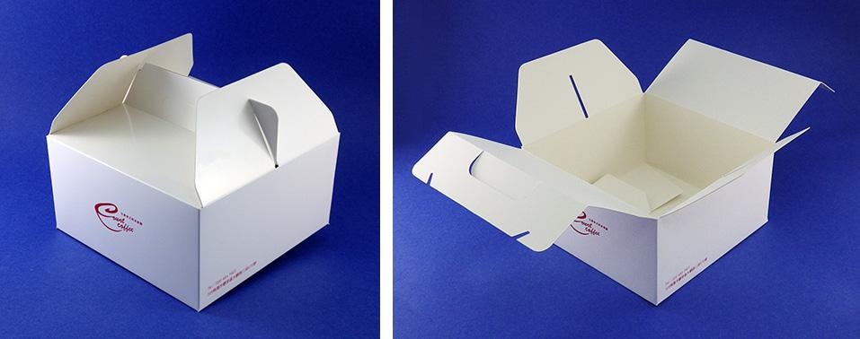 幼儿餐厅纸盒手工